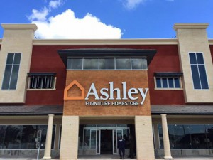 Unicomer Group Opens Its Second Ashley Furniture Homestore In The